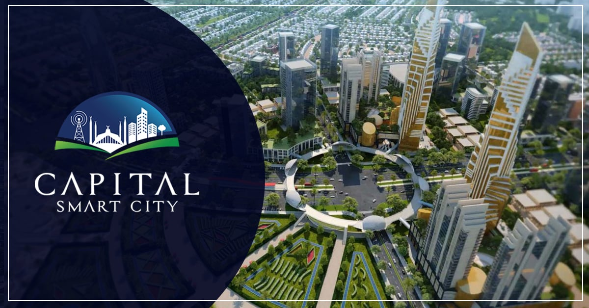 Capital Smart City Featured Image